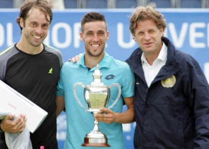 SENSATIONAL MENS GRAND FINAL AT 15TH LIVERPOOL INTERNATIONAL TENNIS