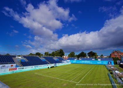 THURSDAY – Order of play announced (Play starts at 1pm)