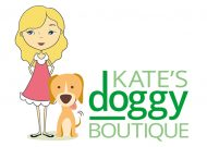 Kate's Doggy Boutique logo