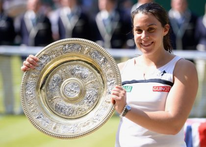 Wimbledon Champion Marion Bartoli returns to Liverpool