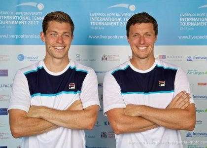 Ken and Neal Skupski commits to Liverpool