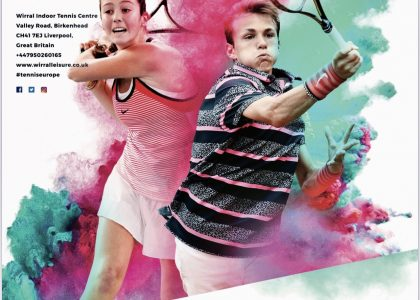 Britains largest indoor International Junior Event gets under way